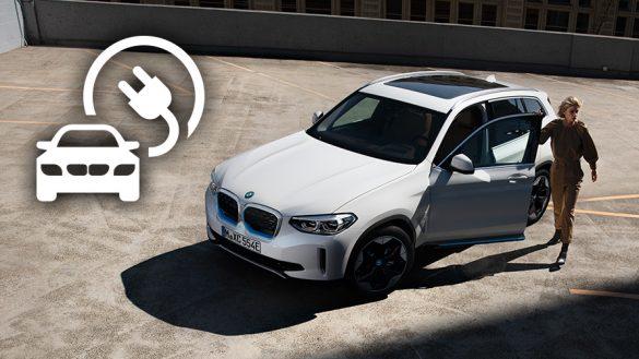BMW ELEKTROANTRIEB