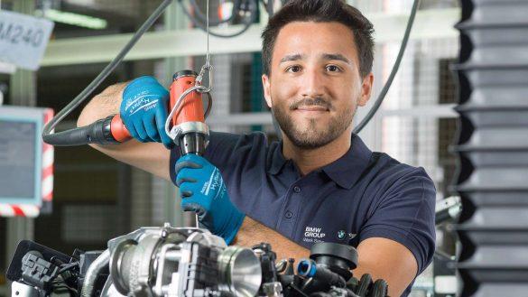 BMW Mechaniker